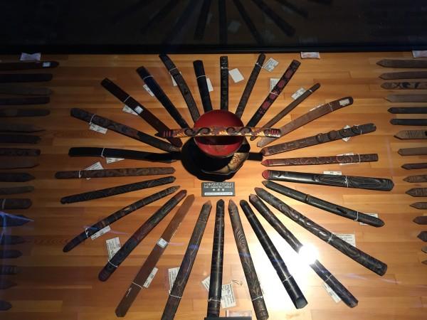 トゥキパスイ(棒酒箸)