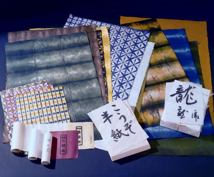 因州和紙 | 伝統的工芸品 | 伝統...