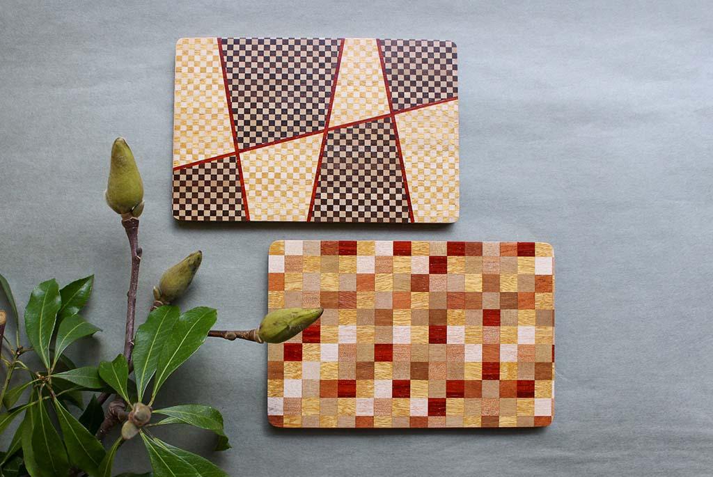 マウスパッドS/露木木工所